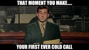 cold call meme