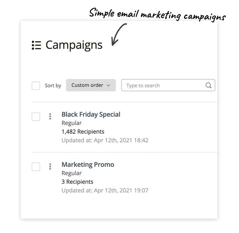 lead engines email marketing